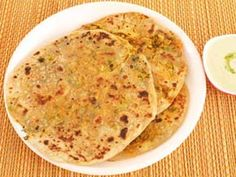 Stuffed Mooli Paratha (Stuffed raddish paratha)
