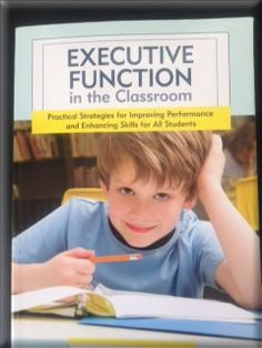 NURTURING THE EXECUTIVE FUNCTION - Dr. Jean & Friends Blog