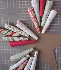 Ribbons & Glue: Rustic Christmas...A Tutorial for Craft Warehouse