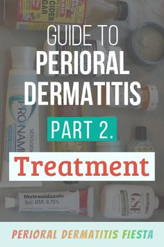 My Experience With Perioral Dermatitis And How I Got Rid