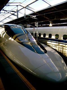 Viaje a Japon: Shinkansen