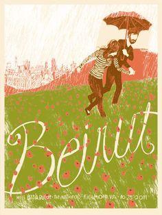Travel Poster - Beirut - Lebanon.