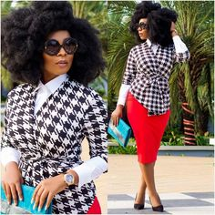 Check Out This Elegant Business And Office Outfits For Black Women By Jessy Styles Corporate Outfits For Women, Classy Business Outfits, Corporate Fashion, Business Casual Attire, Professional Attire, Classy Outfits, Chic Outfits, Beautiful Outfits, Fashion Outfits