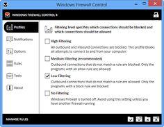 Windows Firewall Control PRO v4.9.9.1 + [Keygen]