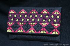 Embroidered Purse