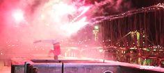 Guy Straps Fireworks To His Ankles For Insane Breakdance Performance   Gizmodo Australia
