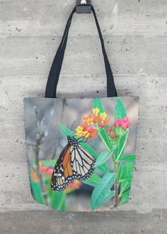 Foldaway Tote - Monarch Bag by VIDA VIDA ncLAZybGc