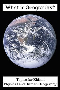 """This famous """"Blue Marble"""" photo of the Earth taken by the crew of the Apollo 17 spacecraft in 1972 is the most widely distributed image in human history according to NASA archivist Mike Gentry. via Neatorama Earth And Space, What Is Geography, Physical Geography, Human Geography, Geography Quiz, Programa Apollo, Earth Poster, Earth View, Nasa Images"""