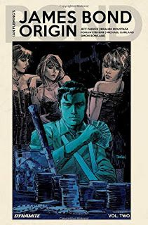 The Book Bond: James Bond Origin Vol. 2 released today (maybe) Charlie Higson, Uncle Scrooge, Foul Play, Xena Warrior, Learn A New Skill, The Secret History, Batwoman, Royal Navy, Dark Horse