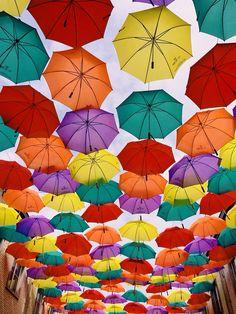 iPhone 5S -  Paraplu hemel @ Aalst, Belgium (by Pascal Verhulst)