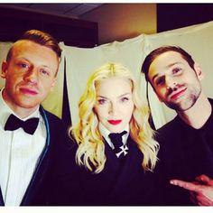 Madonna and Macklemore & Ryan Lewis
