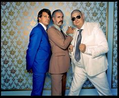 triggerfinger interview band photo