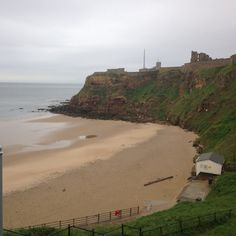 Tynemouth king Edwards  beach 7.30 am 18 th may 2015 www.tynemouthwebcam.com
