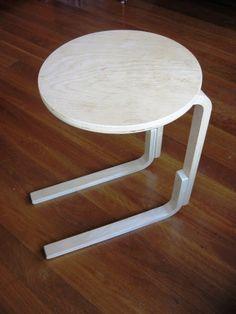 Придиванный столик ФРОСТА
