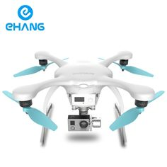 549.00$  Watch now - http://alijjm.worldwells.pw/go.php?t=32750928753 - Ehang GHOST DRONE 2.0 GPS RC Drone Helicopter Quadcopter with 4K Sports camera PK DJI Phantom 3 Yuneec Breeze 549.00$