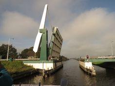 שיט תעלות בהולנד