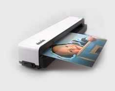 Doxie Go – Scan Anywhere. The rechargeable scanner with amazing software.  And syncs to all devices.