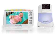 Panorama™ Digital Color Video Monitor from Summer Infant #sponsor #MKBabyBrunch