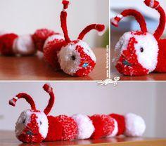 manualidades con lana divertidas