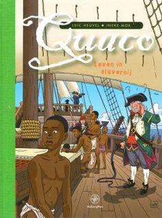 Heuvel, Eric - diversen - luxe - Quaco Luxe - leven in slavernij