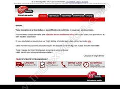 Company:  Virgin Mobile (FR)  Subject:  Bienvenue chez Virgin Mobile !              INBOXVISION providing email design ideas and email marketing intelligence.    www.inboxvision.com/blog/  #EmailMarketing #DigitalMarketing #EmailDesign #EmailTemplate #InboxVision #Emailideas #NewsletterIdeas