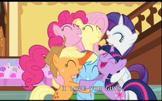 Welcome to the top 15 hugs from My Little Pony Friendship is Magic as well as Equestria Girls and Equestria Girls 2 Rainbow Rocks. In this countdown I analyze the cutest hugs on My little pony My Little Pony Party, Fiesta Little Pony, Pinkie Pie, Twilight Sparkle, Fluttershy, Manado, Vinyl Wall Stickers, Wall Decals, Oh My Fiesta