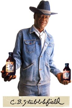 """A West Texas hero with hands the size of briskets, C.B. Stubblefield, known as simply """"Stubb,"""" didn't just make barbecue, he made friends. His wide, trademark smile roped anyone into the spirit of the moment, whether it was singing the blues or savoring his slow-smoked brisket with slaw and beans."""