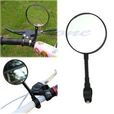 """B39 """"Hot Bike Radfahren Fahrrad Durable Super Licht Lenkerhalterung Rückspiegel"""
