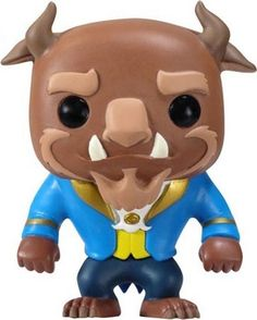 Disney Beauty & the Beast Beast V - POP VINYL - Buy Online Australia Beserk