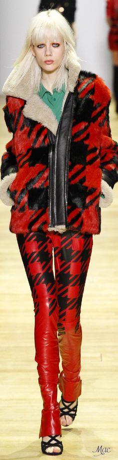 Fall 2016 Ready-to-Wear Barbara Bui