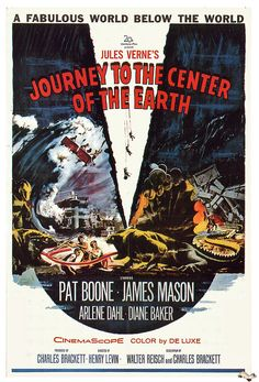 Journey To The Center Of The Earth....  1959