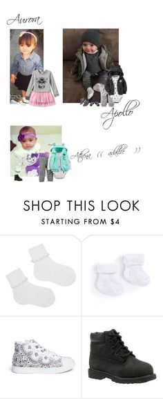"""Kids to rp with or adopt too"" by caiden-and-jay ❤ liked on Polyvore featuring Carter's, Polarn O. Pyret, AKID and Timberland"