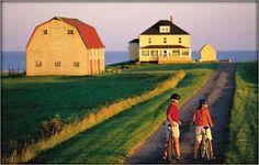Cycle Prince Edward Island Confederation Trail