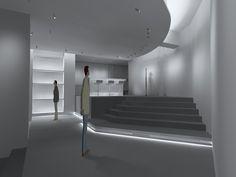 Lighting Design, Facade, Bathtub, Stairs, Gallery, Home Decor, Light Design, Standing Bath, Bath Tub
