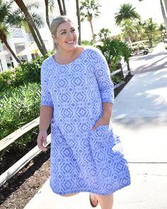 Plus Size Resort Wear Dresses