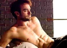 """I'm a little worried by how attracted I now am to injured ab lounging. 