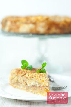 #Szarlotka sypana, najprostszy #przepis na #ciasto z #jablka.mi  http://pozytywnakuchnia.pl/szarlotka-sypana/  #kuchnia #jablecznik