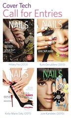 Enter NAILS' 2014 Cover Tech Contest. Your nails could be on NAILS Magazine's January 2014 Cover.