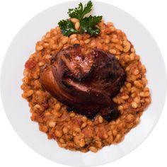 Colieri Restaurant in Radauti Restaurant, Risotto, Gluten, Yummy Food, Romania, Cooking, Ethnic Recipes, Ham, Travel