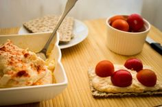 An alternative to chickpea hummus is the white bean hummus. I have to say that I prefer the alternative, as it is very nutritious and delicious. Chickpea Hummus, White Bean Hummus, White Beans, Alternative, White Bean