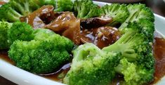 Kuracie na ázijský spôsob - Receptik.sk Broccoli, Food And Drink, Vegetables, Vegetable Recipes, Veggies