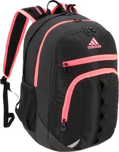 Shop the adidas Prime III Backpack online today at DICK'S Sporting Goods. Backpack Travel Bag, Backpack For Teens, Backpack Online, Laptop Backpack, Laptop Bags, Addidas Backpack, Adidas Duffle Bag, Cute Backpacks, School Backpacks