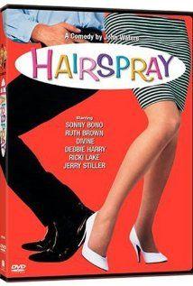 Hairspray / HU DVD 2955 / http://catalog.wrlc.org/cgi-bin/Pwebrecon.cgi?BBID=3907414