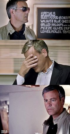 Silver Fox Lestrade... seriously though. that last picture...
