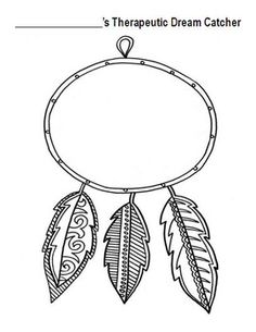 Therapeutic Dream Catcher