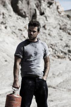 Picture of Robbie Williams