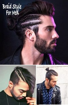 Top 25 most interesting braid style ideas for men - Style & Designs