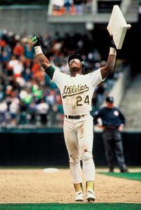Rickey breaks stolen base record: May 1, 1991-I was there!