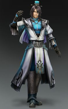 Screenshots of Dynasty Warriors 8 inside. These show off the characters and battle scenes. Sengoku Musou, Sengoku Basara, Warriors Game, Dynasty Warriors, Character Concept, Character Design, Character Art, Japanese Costume, Armor Concept