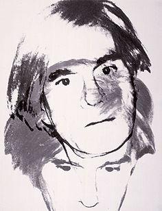 Andy Warhol, Self-Portrait, 1978
